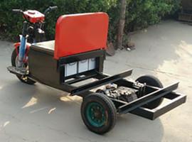 干燥窑拖车