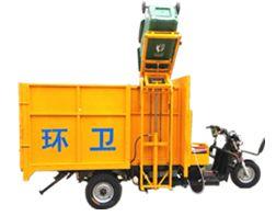 gua桶shisan轮垃圾车