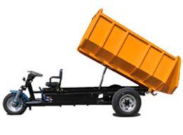 3吨矿用三轮车