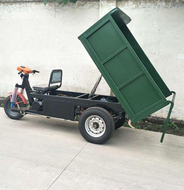 1吨自xie车