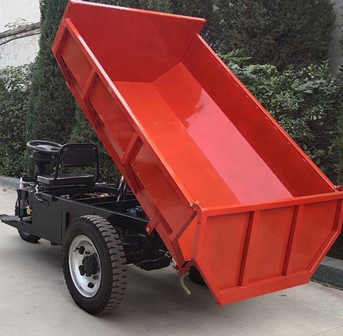 2吨kuang用自xie车